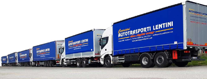 new autotrasporti lentini corrieri trasporti su terra italia brianza 1